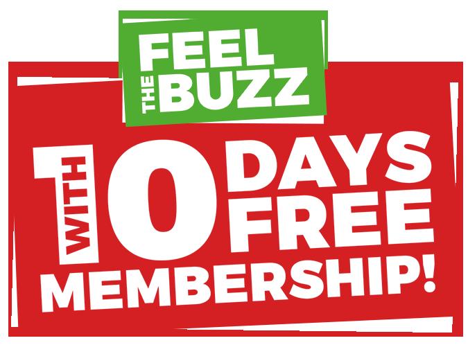 10 Days Free Membership