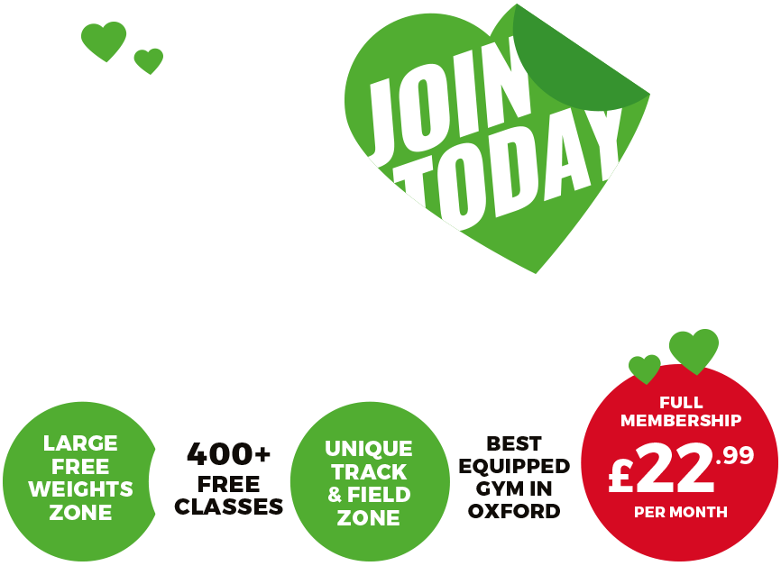 Buzz Gym Loves Everybody